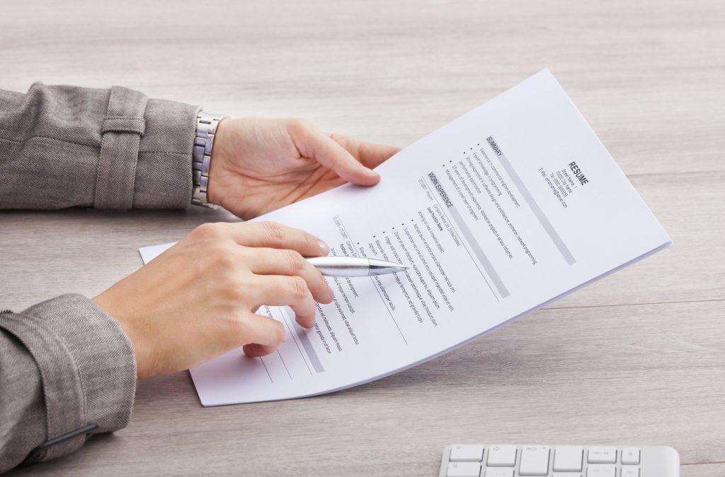 How to Write a Great Tech Résumé